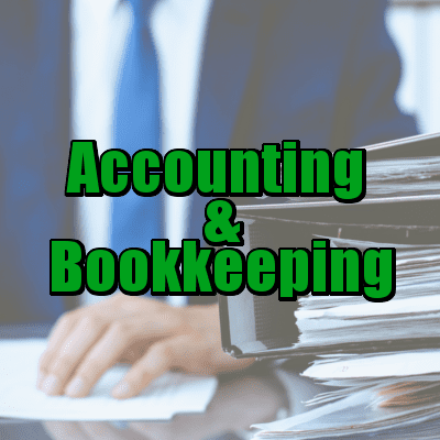 Accounting and Bookkeeping services from Cocheran and Associates
