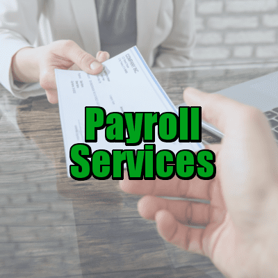 Payroll Services services from Cocheran and Associates