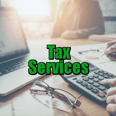 Tax Services services from Cocheran and Associates